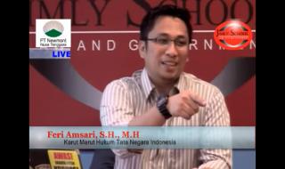 Feri Amsari, Karut-marut Hukum Tata Negara Indonesia